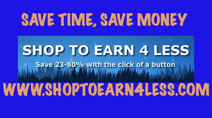 Shop To Earn For Less